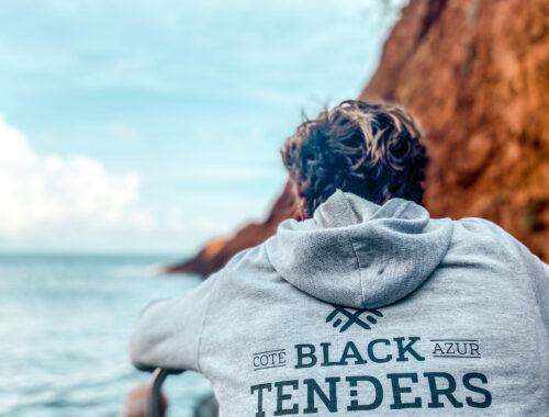 Excursion Cannes Black Tenders